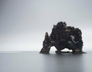 Island Rundreise Meer