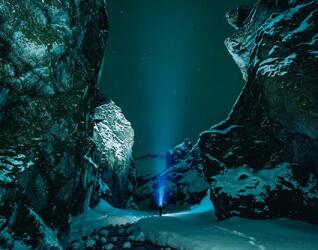 Islandreise Gletscher
