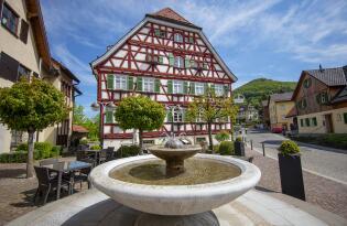 4* Hotel Altes Pfarrhaus in Bad Überkingen