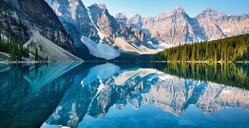 Kanada Peyto lake