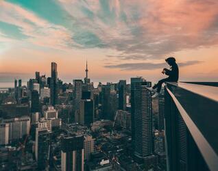Kanada Reise Toronto