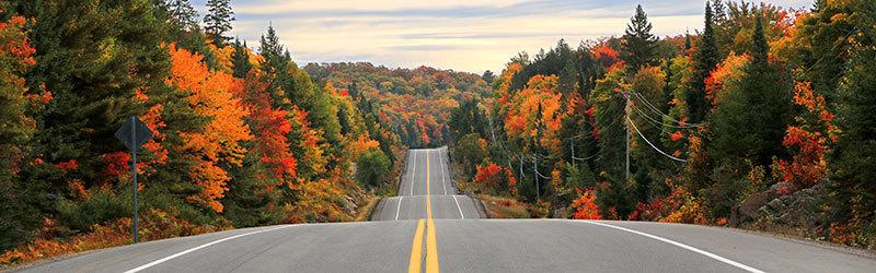 Roadtrip Kanada mit dem Mietwagen