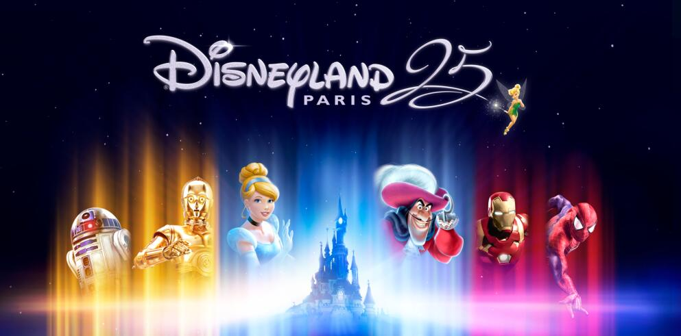 Disneyland® Paris 31163
