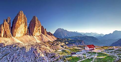 Italienrundreise Dolomiten