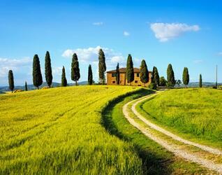 Italien Urlaub Toskana