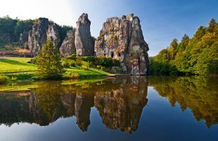 Aktiv erholen im Teutoburger Wald: Urlaub mit beeindruckenden Aussichten