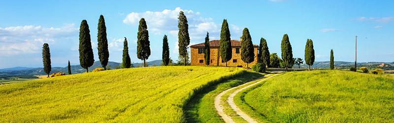 Italien Rundreise Toskana
