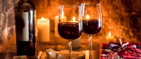 1 Flasche österreichischen Qualitätsweins bei Abreise