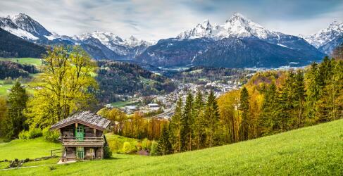 Kurzurlaub Bayern