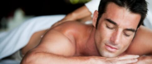 Ganzkörpermassage (45 Minuten)