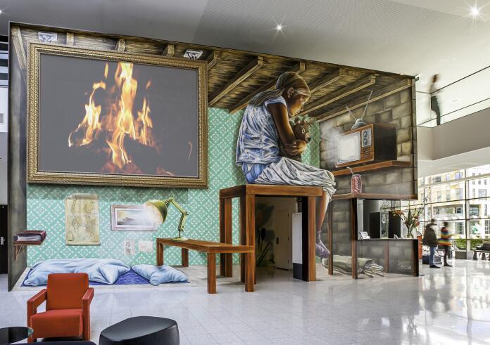 4 dutch design hotel artemis amsterdam ab 89 1 4 6 for Artemis dutch design hotel 4