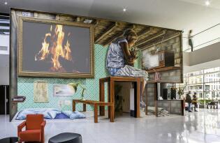 4* Dutch Design Hotel Artemis
