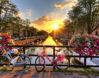 Kurzurlaub Holland