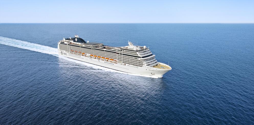 11 Tage Nordsee Kreuzfahrt mit der MSC Magnifica 31786