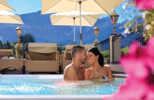 Romantisches Wellness- und Gourmetvergnügen im idyllischen Tirol