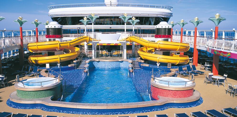 8 Tage Mittelmeer Kreuzfahrt mit Norwegian Star 32486