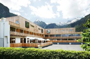 Luxus, Moderne und einzigartiges Ambiente im Lifestyle Hotel in Kaprun