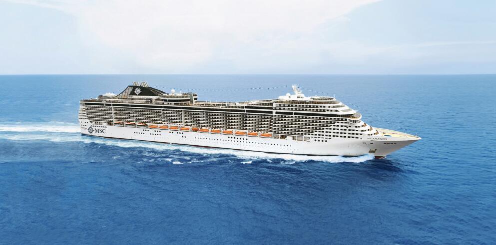 31 Tage Asien und Orient Kreuzfahrt mit MSC Splendida 32609