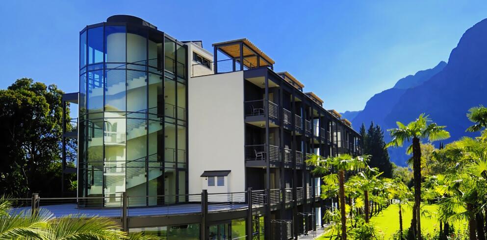 Du Lac et Du Parc Grand Resort 3267
