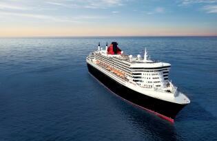 Unterwegs mit der Queen Mary 2, der majestätischen Königin der Meere
