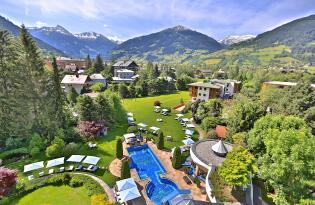 Traumurlaub mit Wellness und kulinarischen Highlights im Salzburger Land