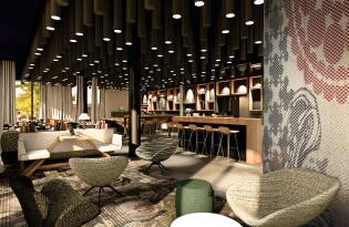 Neueröffnung: Designhotel mit Bergblick auf die Schwäbische Ostalb