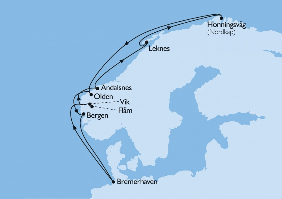 Ostsee Kreuzfahrt