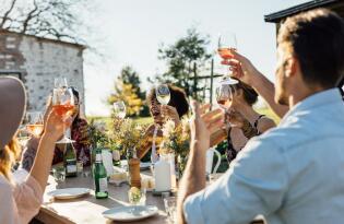 Venetien - Toskana - Südtirol inkl. Hotels und Weinverköstigungen