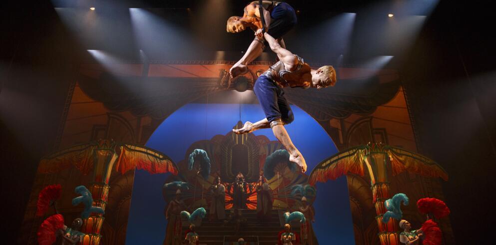 Cirque Du Soleil Paramour Tickets 4 Hotel Ab 118 Travelcircus