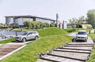 Autostadt in Wolfsburg Tickets inklusive 4* Hotel Courtyard by Marriott