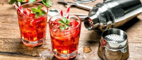 Cocktail pro Person in der FOX Bar