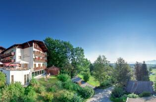 Wellnessurlaub genießen zwischen Bergen, Seen & Schlösser im Allgäu