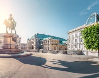 Sehenswürdigkeiten Wien Staatsoper