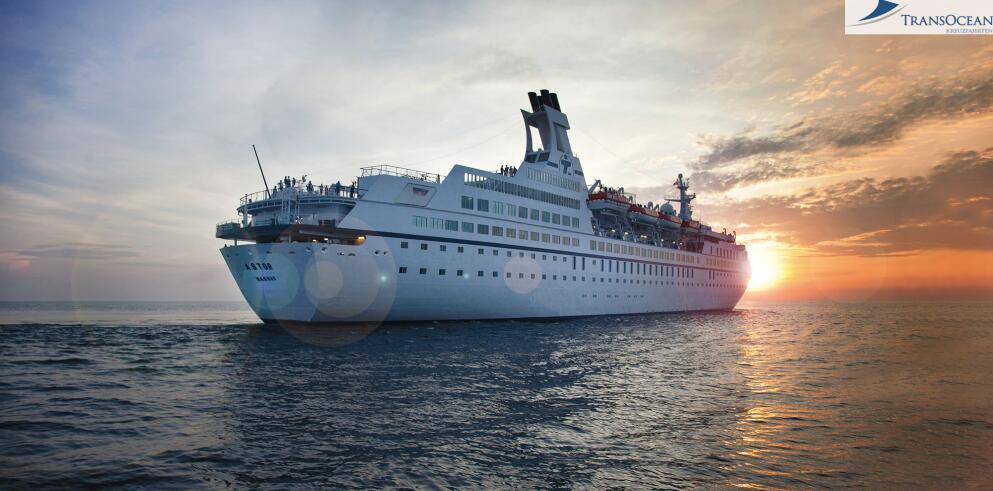 123 Tage Kreuzfahrt Weltreise auf der MS Astor 33956