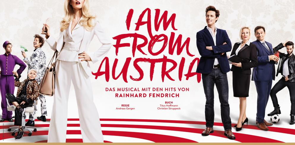 I AM FROM AUSTRIA - Das Musical 33998