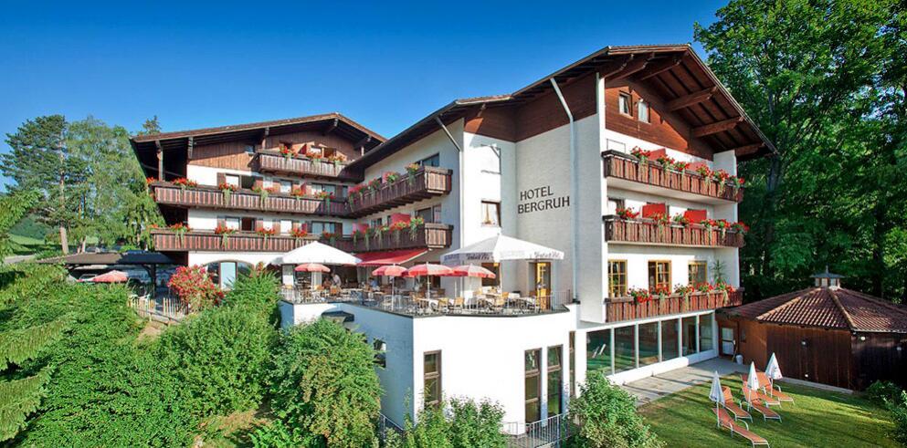 Hotel Bergruh Füssen 3401