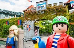 niu Saddle und Playmobil FunPark