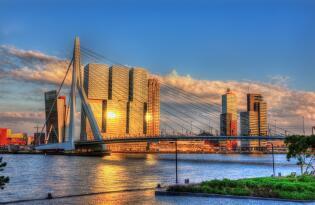 Neueröffnung in Rotterdam: Städtetrip mit Stil ins Manhattan an der Maas