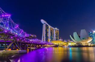 Singapur - Vietnam - China: 12 Tage zu den schönsten Orten Südostasiens