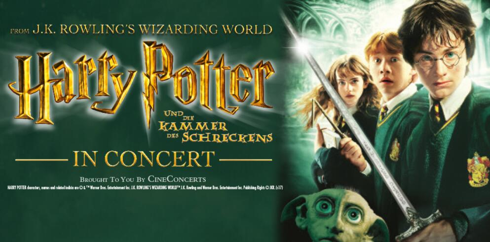 Harry Potter in Concert Waldbühne Berlin 34182