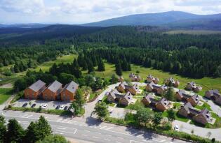 Erholsame Auszeit im Nationalpark mit Blick auf den Harzer Brocken
