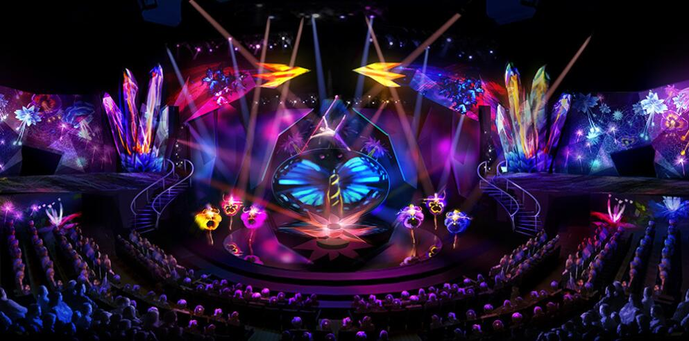 VIVID Grand Show - Friedrichstadt-Palast 34370