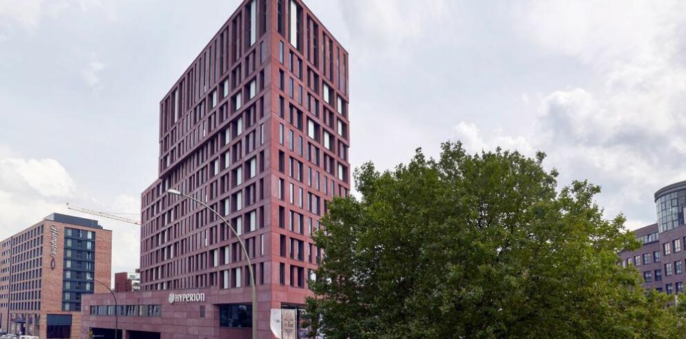 HYPERION Hotel Hamburg 34385