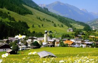 Urlaubsfeeling inmitten der einzigartigen Salzburger Naturkulisse