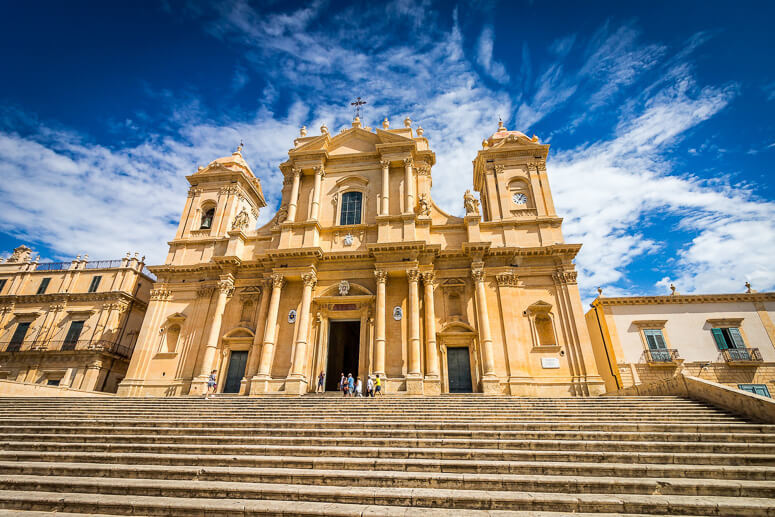 Kathedrale-Noto