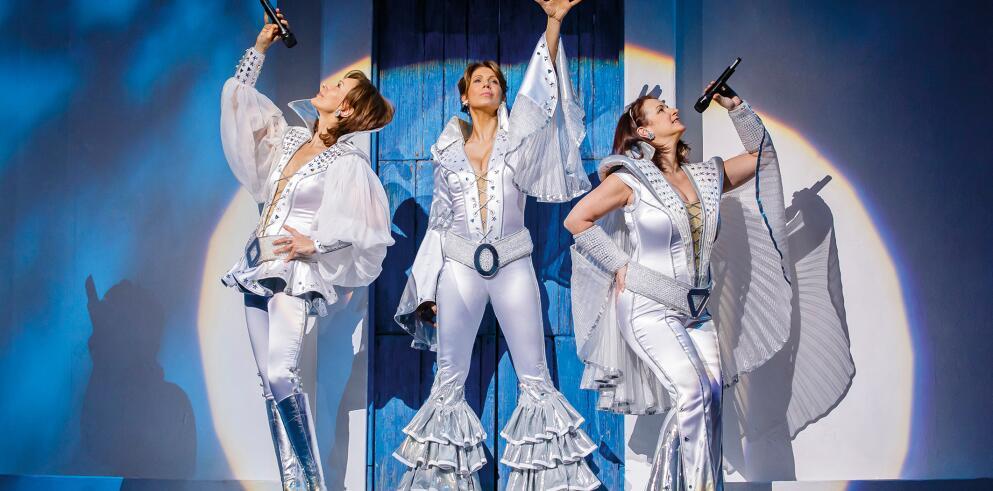 Mamma Mia! - Das Musical in Köln 34688