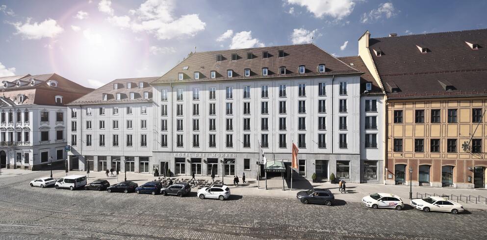 Steigenberger Hotel Drei Mohren Augsburg 34788