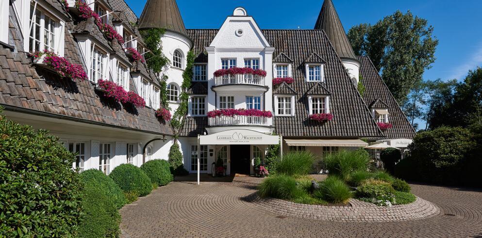 Hotel Landhaus Wachtelhof 34836