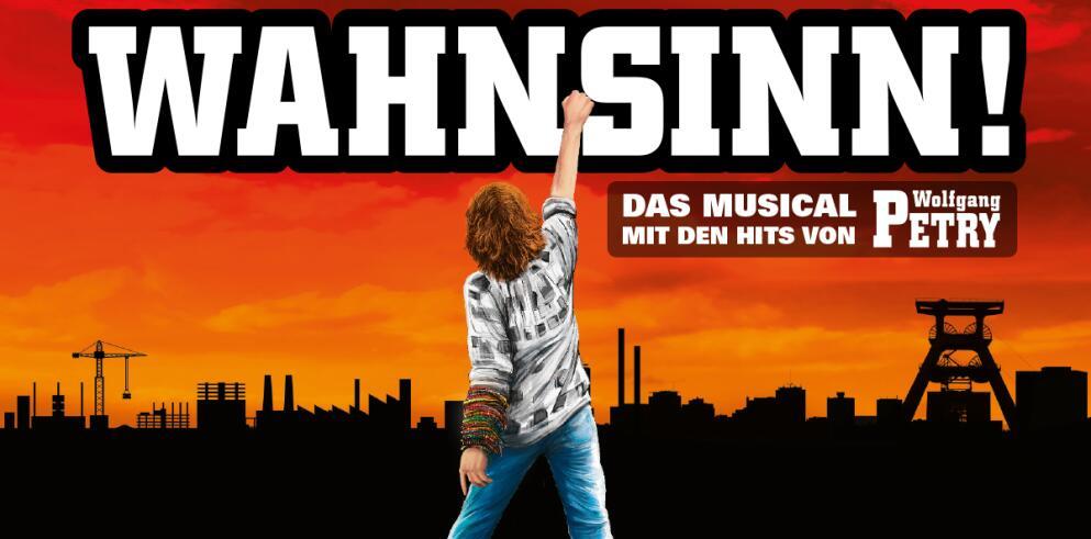 WAHNSINN - Das Musical in Hamburg 34860