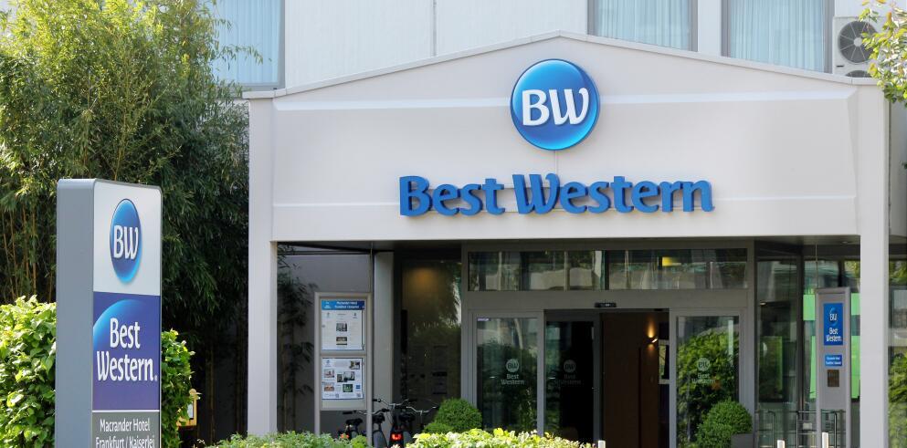Best Western Macrander Hotel Frankfurt/Kaiserlei 34906